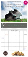 The WBII International Community Calendar