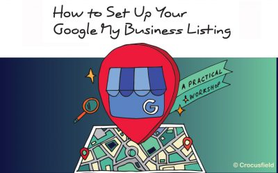 Networking Summary: How to Set Up Your Google My Business Listing (A Practical Workshop), 26 August 2021